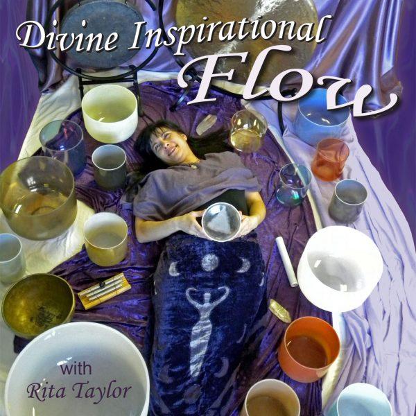 Divine Inspirational Flow CD Cover