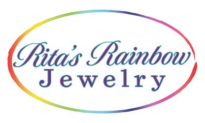 Ritas Rainbow Jewelry Logo