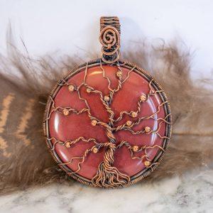 mookaite-jasper-jewelry-on-feather